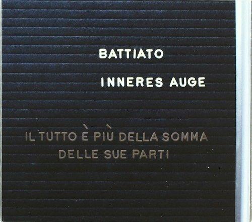 Franco Battiato - Inneres Auge - Zortam Music