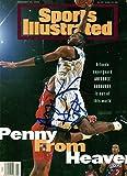 Anfernee Hardaway Signed Sports Illustrated Orlando Magic W/coa - Autographed NBA Magazines