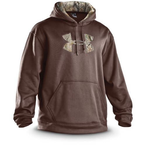 Find Bargain Under Armour Men's Armour® Fleece Tackle Twill Storm Hoodie