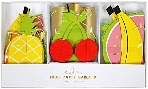 Meri Meri 45-2037 Fruit Honeycomb Garland Novelty (Fruit Party compare prices)