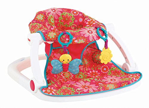 Fisher-Price Sit-Me-Up Floor Seat, Girl (Girl Fisher Price Toys compare prices)