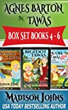 Agnes Barton In Tawas Box Set, An Agnes Barton Senior Sleuths Mystery series (Books 4-6) (English Edition)