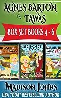 Agnes Barton In Tawas Box Set, An Agnes Barton Senior Sleuths Mystery series (Books 4-6) (English Edition)
