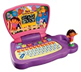 VTech Dora the Explorer Carnival Time Learning Laptop