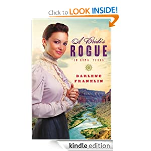 A Bride's Rogue in Roma, Texas by Darlene Franklin