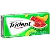 Trident Gum, Watermelon Twist, 18-Count (Pack of 12)