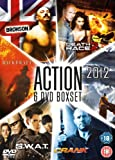 6 Film Box Set: 2012 (2009)/ Backdraft/ Bronson/ Crank/ Death Race 2/ S.W.A.T. [DVD]