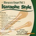 Daywind Karaoke Style: Bluegrass Gosp...