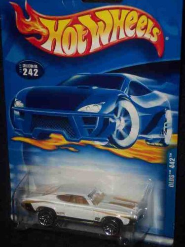 #2000-242 Olds 442 Pr-5 Collectible Collector Car Mattel Hot Wheels 1:64 Scale - 1