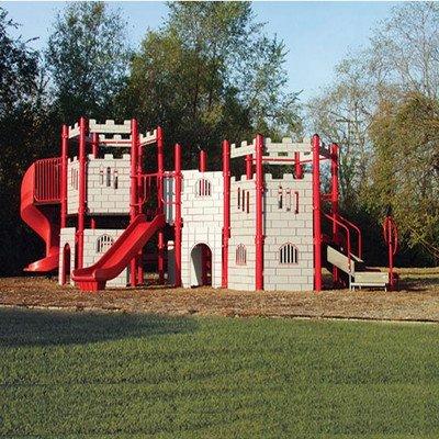 Sports-Play-911-135-Castle-Modular-Playground