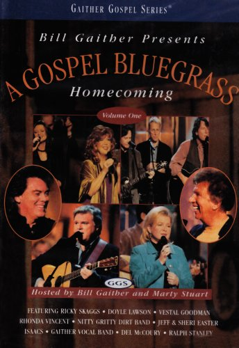 A Gospel Bluegrass Homecoming, Volume One [DVD] [2003] [Region 1] [US Import] [NTSC]