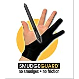 SmudgeGuard2 (Large) - The Original! Friction Free, Smudge Protector Artists Glove Perfect for Graphics Tablets!