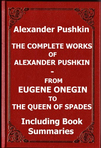 an analysis of the queen of spades by alexander pushkin The queen of spades essays pushkin's the queen of spades expresses irony in many ways the irony captivates the audience and make them read on puskin must be.