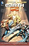 img - for Earth 2 Vol. 2: The Tower of Fate (The New 52) book / textbook / text book