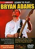 echange, troc Learn to Play - Bryan Adams [Import anglais]