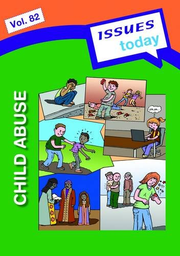 Cover of 'Child abuse (Issues Today Series)'