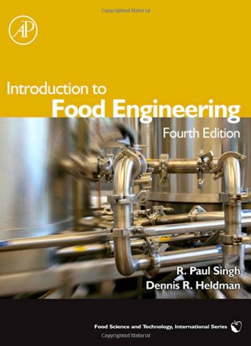 Introduction To Food Engineering, Fourth Edition (Food Science And Technology) front-574645