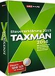TAXMAN 2016 (f�r Steuerjahr 2015)