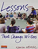 Lessons That Change Writers: Lessons with Electronic Binder