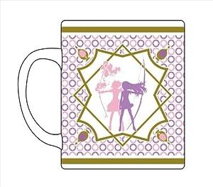 コウブツヤ 劇場版魔法少女まどか☆マギカ マグカップ A (まどか・ほむら)