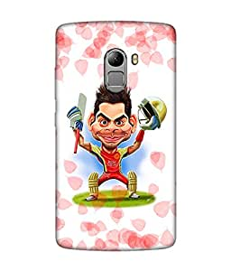 Lenovo k4 note Designer / Printed Back Cover -(seoson)