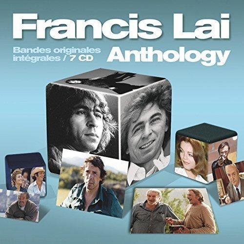 Anthology : bandes originales intégrales