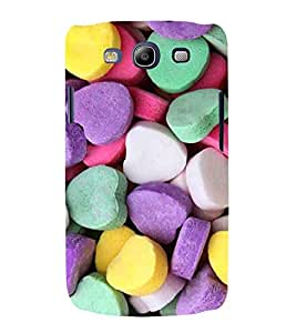EPICCASE Heart Candy Mobile Back Case Cover For Samsung Galaxy S3 Neo (Designer Case)