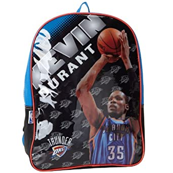 "NBA Boys Kevin Durant 16"" Backpack: Amazon.co.uk: Clothing"