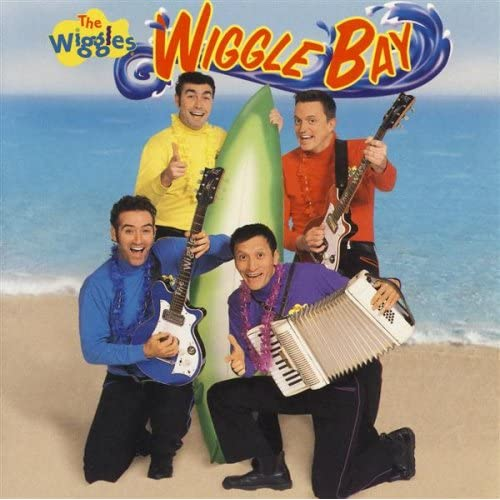 Amazon.com: What's This Button For?: The Wiggles
