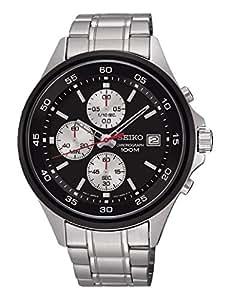 Amazon.com: Watch Seiko Neo Sports Sks483p1 Men´s Black: Watches