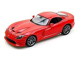 2013 Dodge Viper SRT GTS 1/18 Red