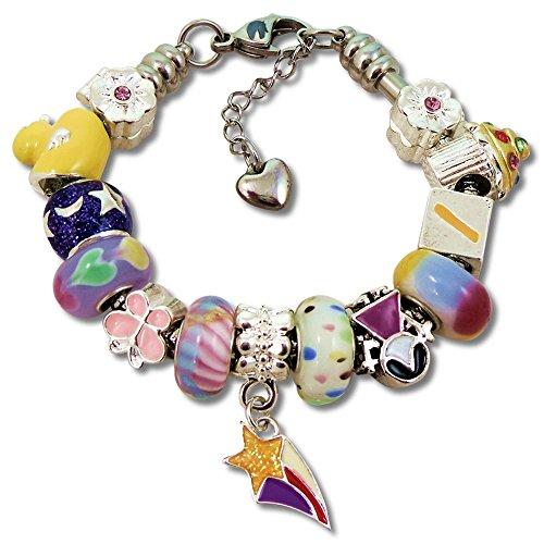 Charm bracelet for girls