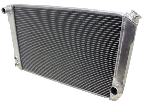 1970-81 Chevy Camaro/Chevelle/Nova Direct Fit Aluminum Radiator - Direct Replacement
