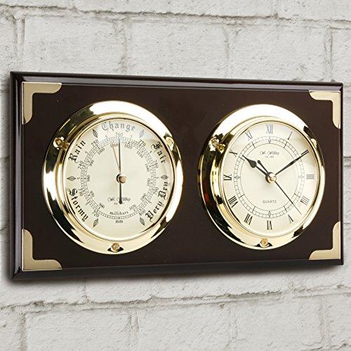 lime-shop-w9560-horloge-murale-avec-barometre-style-marine-classique-31-x-16cm-finition-bois