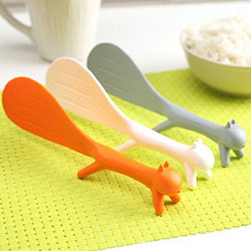 Buy Buyinhouse Kitchen Tool Cute Squirrel Spoon offer