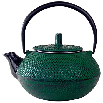 Strength Cast Iron Teapot