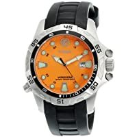 Timex Outdoor Analog Orange Dial Men's Watch - T49617