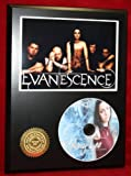 Evanescence LTD Edition Picture Disc CD Rare Collectible Music Display