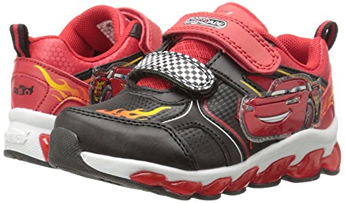 Lightning Mcqueen Light Up Shoe Size