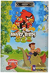 Popular Enterprises POP0013 Angry Birds Printed Exam