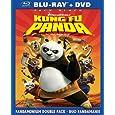 Kung Fu Panda Blu Ray / DVD Combo [Blu-ray] (Bilingual)