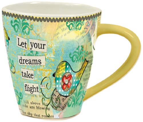 Lang Artisan Take Flight Cafe Mug