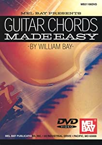 Guitar Chords Made Easy DVD