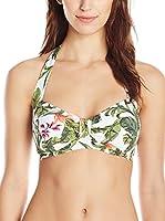 Seafolly Sujetador de Bikini (Blanco)