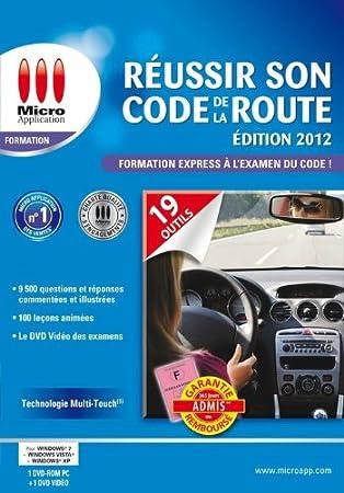 Réussir son code de la route - édition 2012