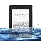 (Surprised) Professional Waterproof Design Case for Kindle Paperwhite 6 - Waterproof Dirtproof Snowproof Shockproof Hard Armor Defender Case Box Hard Tablet Shell for Amazon Kindle Paperwhite 6(does Not Fit Kindle or Kindle Touch) (1 Black)