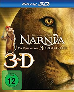 Die Chroniken von Narnia - Die Reise auf der Morgenröte (Extended Version) (+ Blu-ray + DVD + Digital Copy) [Blu-ray 3D]