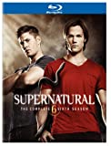 Supernatural: Complete Sixth Season [Blu-ray] [Import]