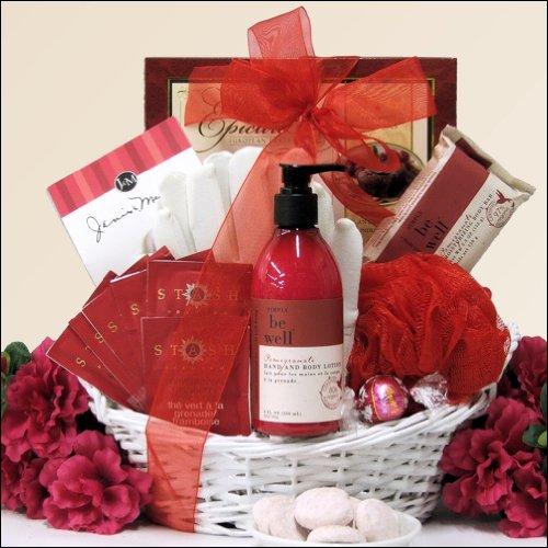 Be Well Pomegranate Spa Retreat: Nurses Day Spa