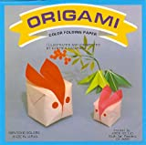 Origami Folding Paper in Assorted Colors, 500 Sheets approximately 6 Inches Square